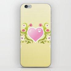 Feel my Nature iPhone & iPod Skin