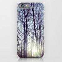 iPhone & iPod Case featuring Morning sun by Olivier P.