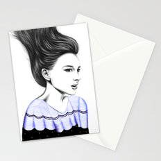 WIND TUNNEL Stationery Cards