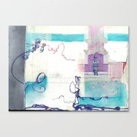 Lost & Found Canvas Print
