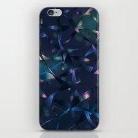 Botanical Nocturne iPhone & iPod Skin
