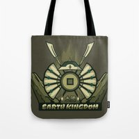 Avatar Nations Series - Earth Kingdom Tote Bag