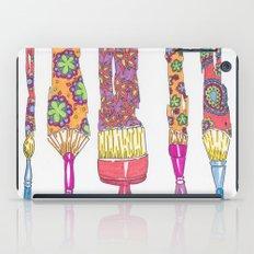 Painting Patterns iPad Case