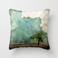 A Tree Apart Throw Pillow
