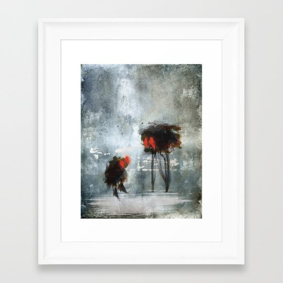 Let Me Tell You Where Monsters Come From, Son Framed Art Print