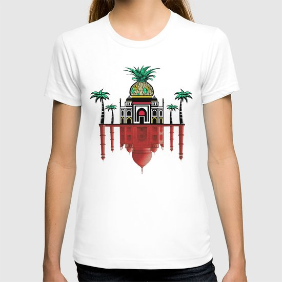 pineapple architecture 2 T-shirt