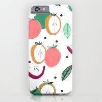 Apple Print. Illustratio… iPhone 6 Slim Case
