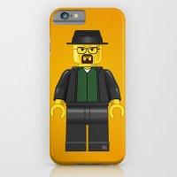 Lego Walter White - Vector iPhone 6 Slim Case