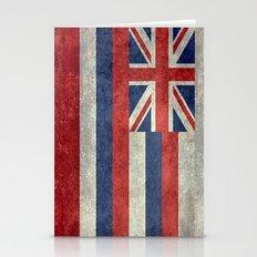 Flag of Hawaii - Retro Vintage Stationery Cards