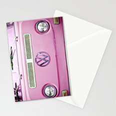 Summer of Love - Cotton Candy Pink Stationery Cards