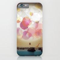 L'Amoureux Melancolique iPhone 6 Slim Case