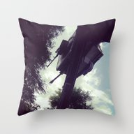 Throw Pillow featuring Star Wars by Sharinerin
