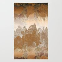 Asian background Rug