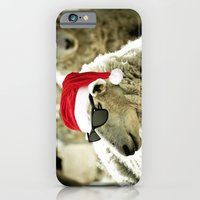 Tis The Season - Sheep iPhone 6 Slim Case
