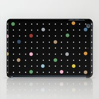 Pin Points on Back iPad Case