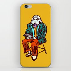 Working Walrus iPhone & iPod Skin