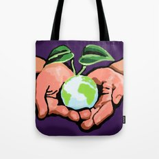 Care For Environment Tote Bag