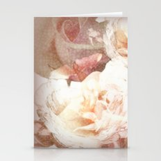 Vie En Rose Stationery Cards
