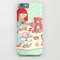 Tea party! iPhone 6 Slim Case