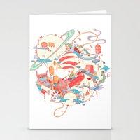 Cosmic Koinonia. Stationery Cards