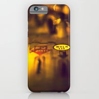 iPhone & iPod Case featuring tilt by Ryan Wyss