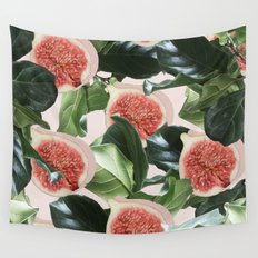 Figs & Leaves #society6 #decor #buyart Wall Tapestry
