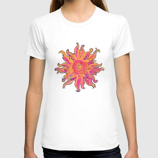 Alien Sun T-shirt