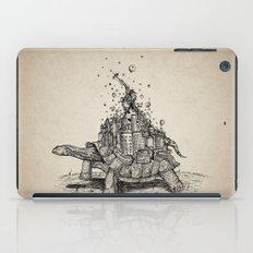 Tortoise Town iPad Case