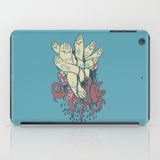 hands! print iPad Case