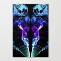 Smoke Photography #36 Canvas Print