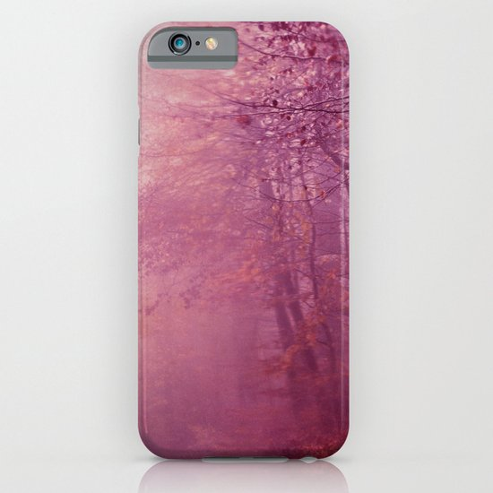 in the fog iPhone & iPod Case