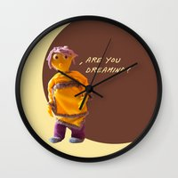 Are You Dreaming? Wall Clock