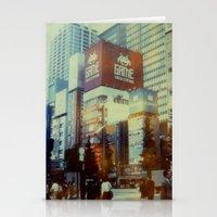 Tokyo Dreaming Polaroid Stationery Cards