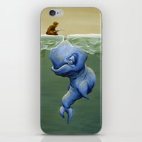 This One's About Greed iPhone & iPod Skin