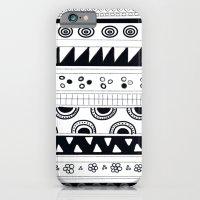 Tribal Pattern iPhone 6 Slim Case