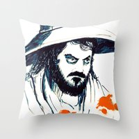You're wizard Stanley Throw Pillow