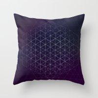 LNE#4 Throw Pillow