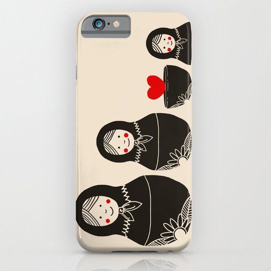 The Same Inside iPhone & iPod Case