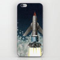 Thunderbird 1 iPhone & iPod Skin