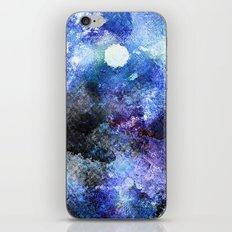 Winter Night Orchard iPhone & iPod Skin