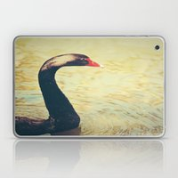 Black Swan Laptop & iPad Skin