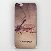 I'm.a.Monster. iPhone & iPod Skin