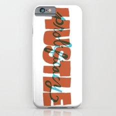 Hustle & Prolificacy iPhone 6 Slim Case