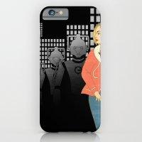 Deco Who - Rose iPhone 6 Slim Case