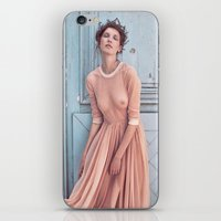 Alena iPhone & iPod Skin