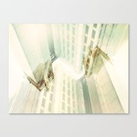 And This Is What I See F… Canvas Print
