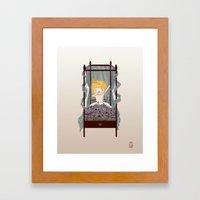 Chibi Framed Art Print