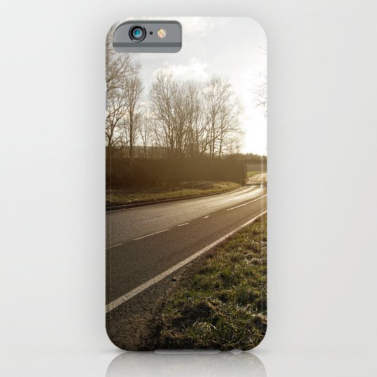 Road to Nowhere iPhone & iPod Case