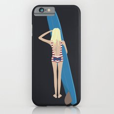 Wave Check Slim Case iPhone 6s
