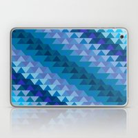 Digital Waves Laptop & iPad Skin